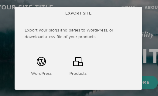 export-to-wordpress-from-squarespace
